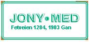 JONY MED AS